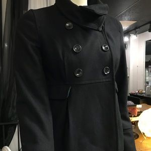 Used pretty good condition back coats